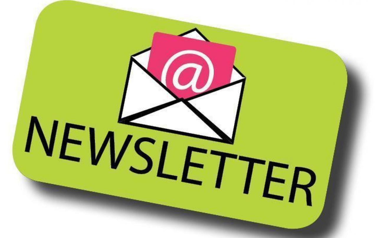 Newsletter sign