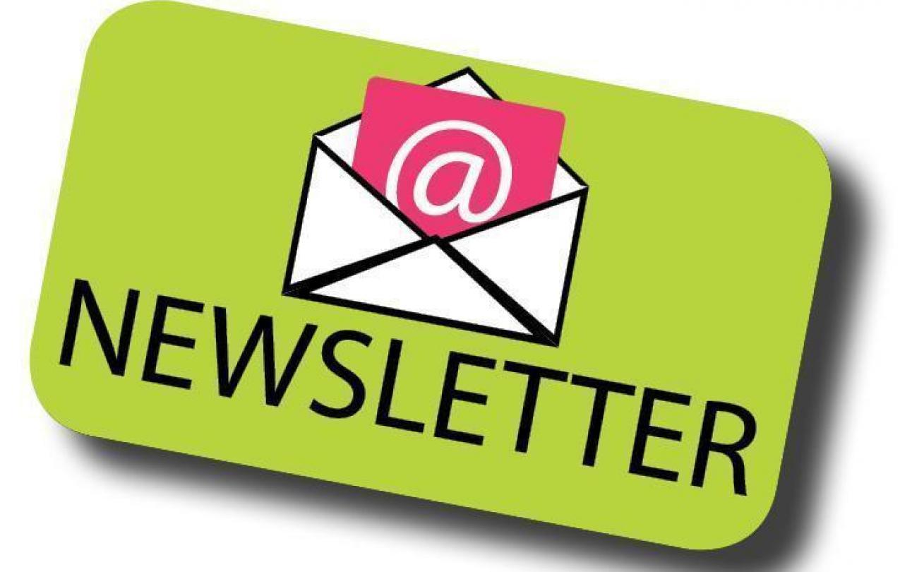 Newsletter sign
