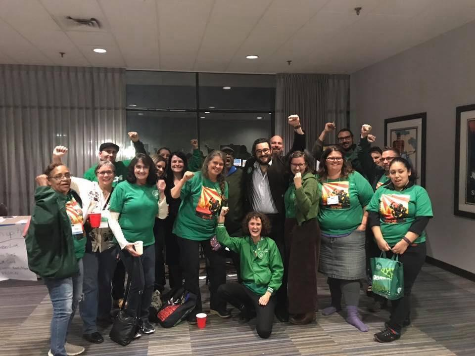 AFSCME after election results